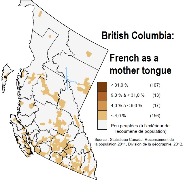 Our 32 Accents Series Prairie Western Canada French