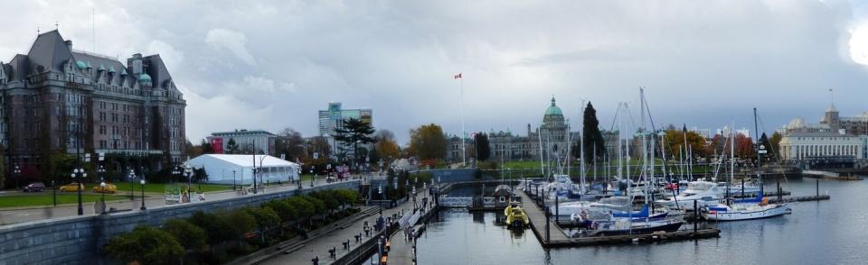 Victoria - Inner Harbour